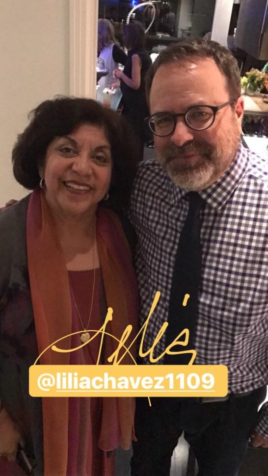 Summer Arts kickoff party: Lilia Chavez, executive director of the Fresno Arts Council.