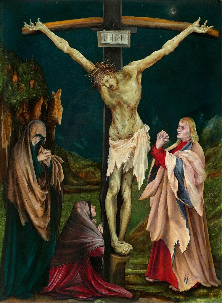 750px-Matthias_Grünewald_-_The_Small_Crucifixion_-_Google_Art_Project