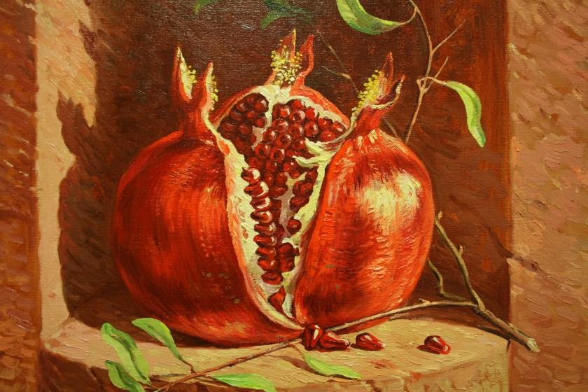 Detalies_Pomegranate Altar