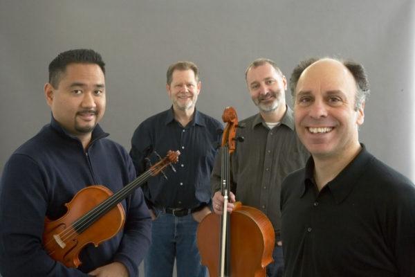 alex string quartet