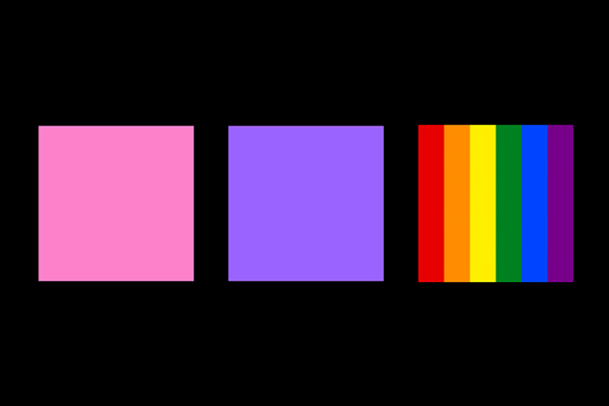 Gender Why That Color Gender Color Stereotypes