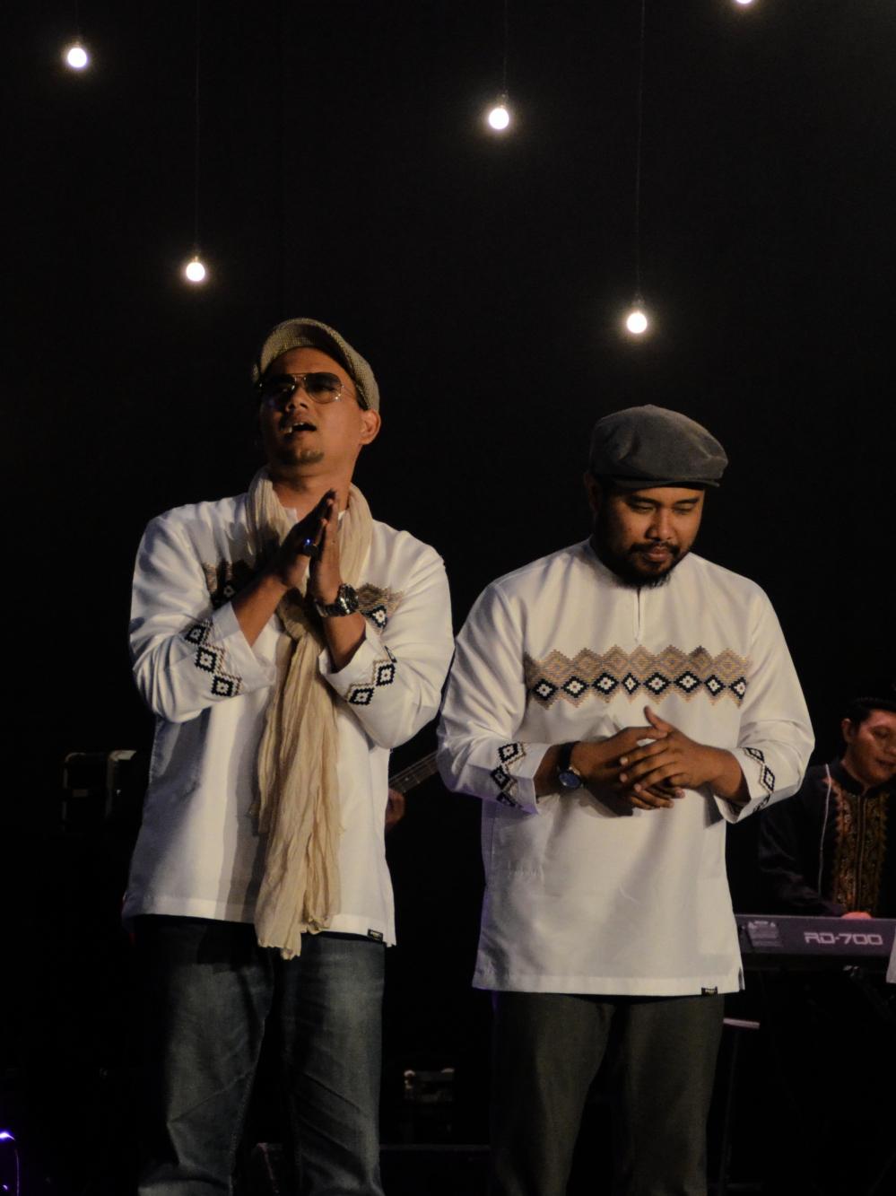 konsert opick muhibbain