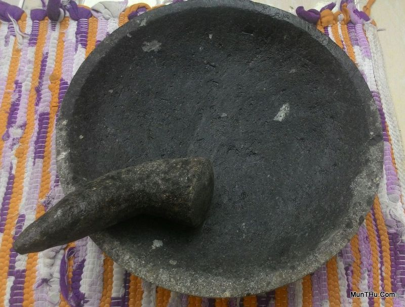 Ciri  Ciri Cobek dari Cetakan Semen dengan Contoh Gambar