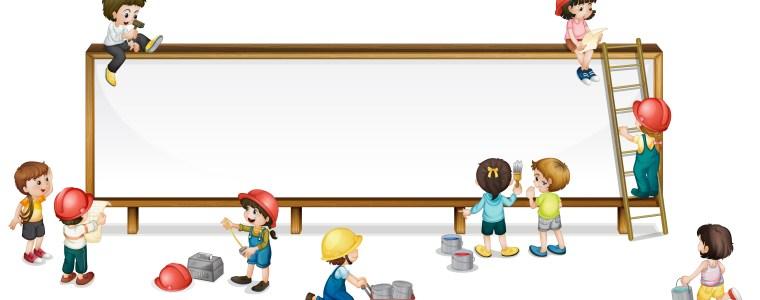 Background For Kids Vectors by Vecteezy