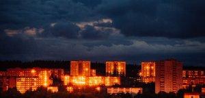 Освещение в городе решили регулировать исходя из погодных условий
