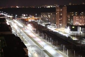 Сообщить о негорящих фонарях можно через интернет