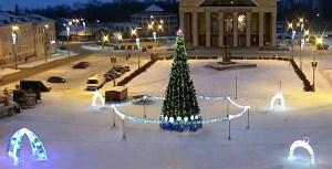 «Звездные врата» на площади Кирова восстановлены