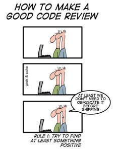 Code-Review (curtsey geek&poke)