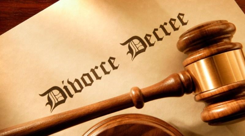 Papéis de divórcio