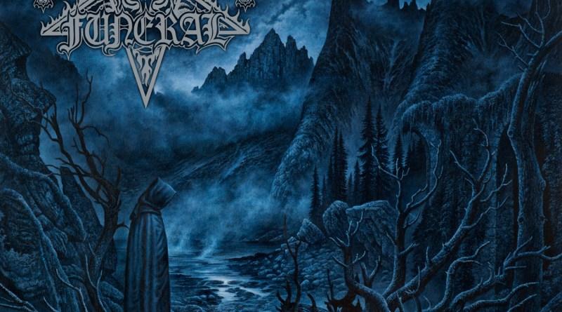 Capa do disco Where Shadows Forever Reign da banda Dark Funeral