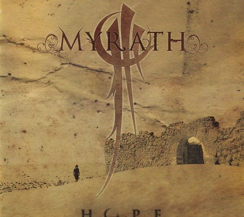 Capa do disco Hope da banda Myrath