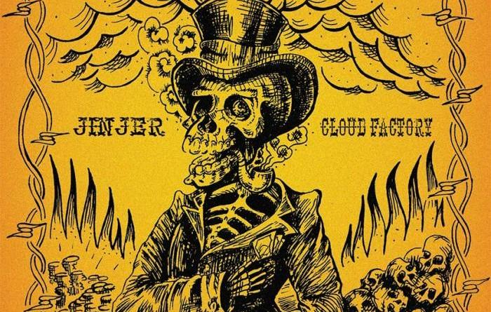 Capa do disco Cloud Factory da banda Jinjer