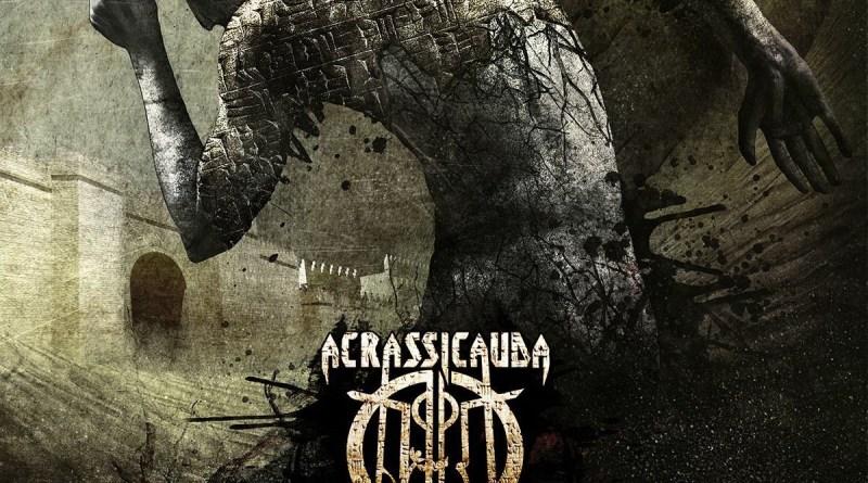 Capa do disco Gilgamesh da banda Acrassicauda