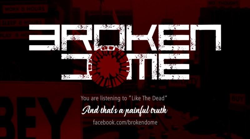 Logo da banda Broken Dome