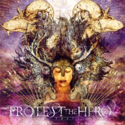 Capa do disco Fortress da banda Protest The Hero