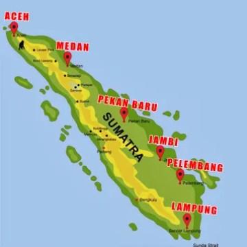 ekspedisi tujuan sumatera