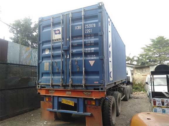 via-container