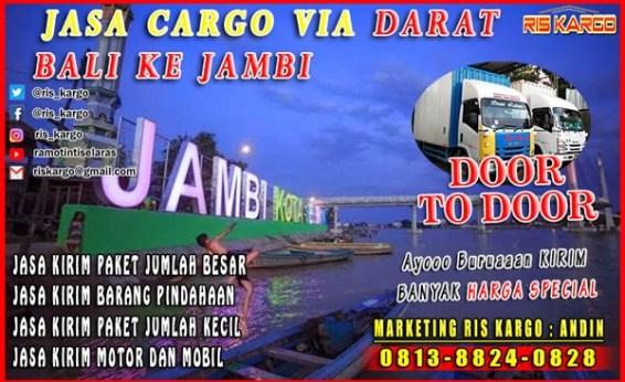 Ekspedisi Bali Jambi