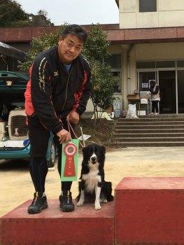須澤モカAG3度2席入賞