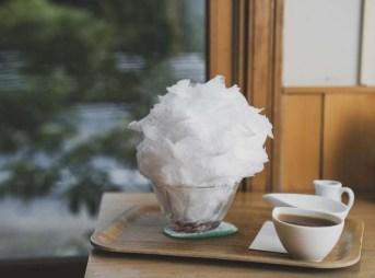 フクカフェ かき氷