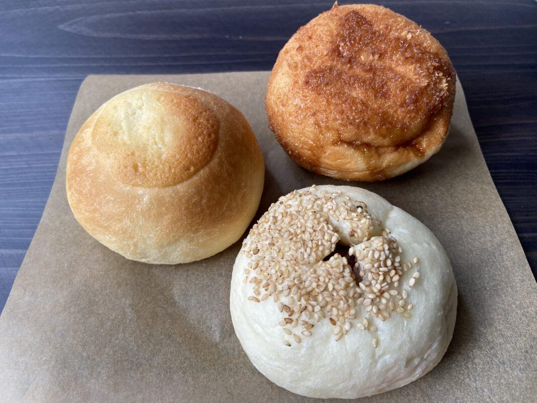 焼きたてパン・ラパンのパン