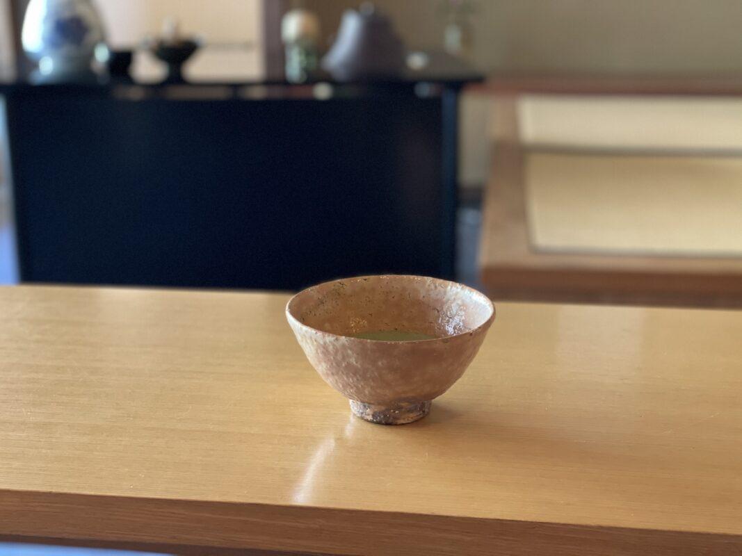 茶室とお茶