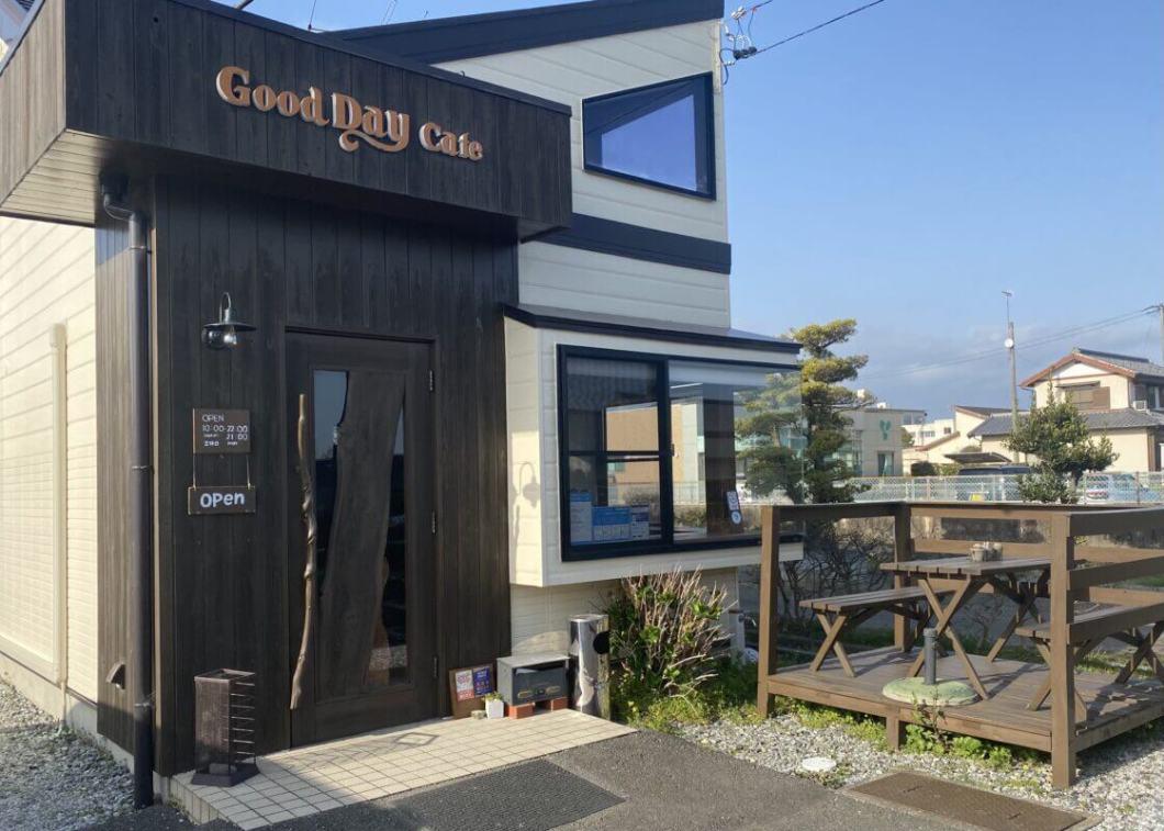 Gooddaycafe 外観