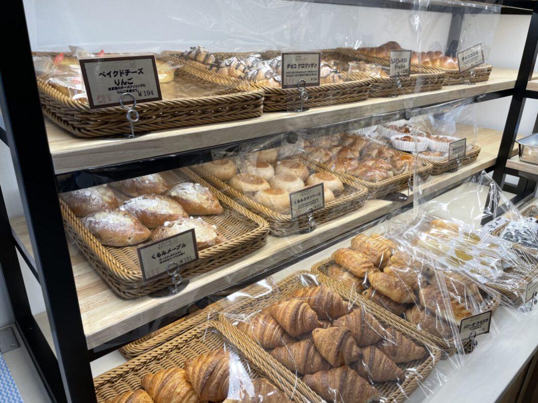 サラブレッドのパン