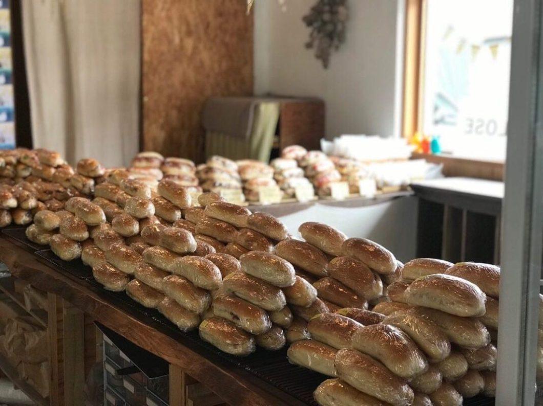 グッドモーニングマーケットに出店するやま市パン商店