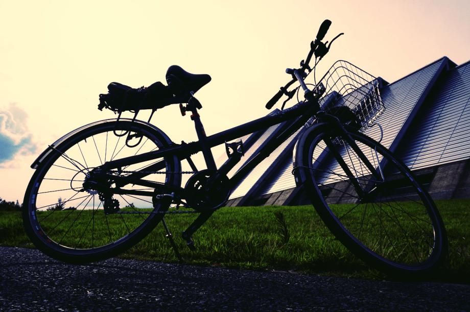 アルサス・ブケパロス・オウガ(ブリヂストンサイクル通学用自転車アルサス改造鬼脚8S型)!