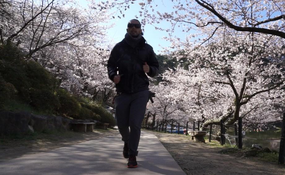 ジョギングの走り方/ペースが大事