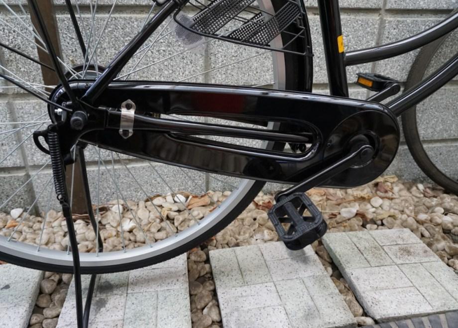 婦人用ママチャリ自転車のチェーンを交換しよう