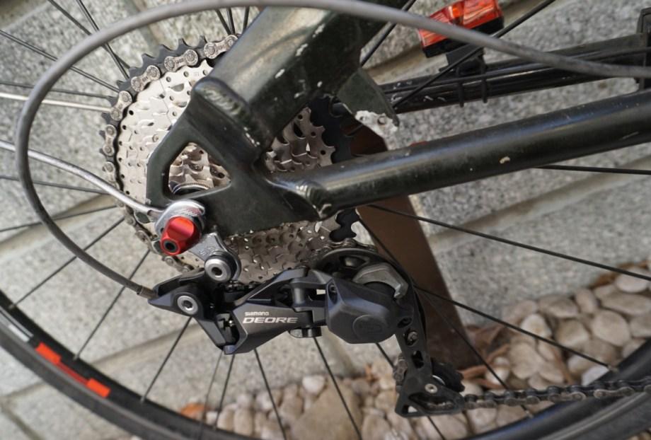自転車のリアディレイラー変速機一覧(7速~11速まで)