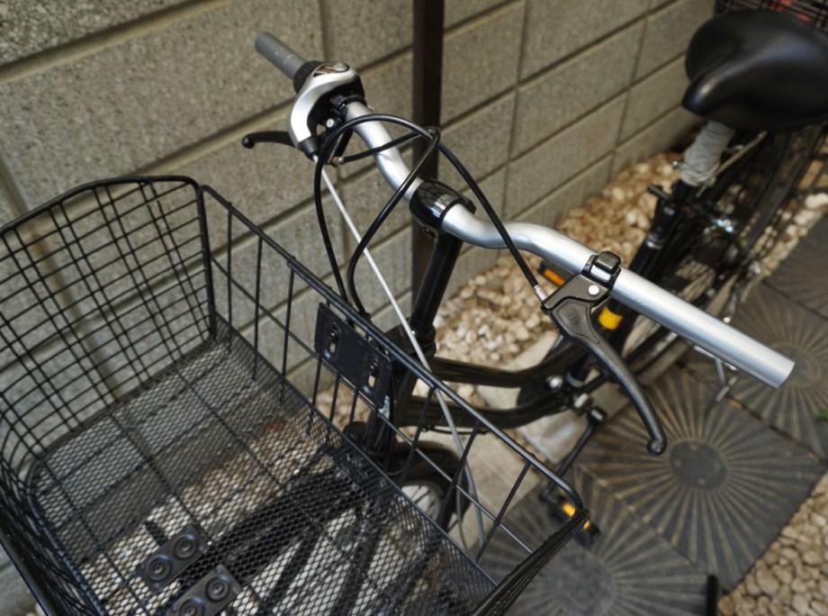 ママチャリやシティサイクル系ミニベロのハンドルを真っ直ぐに交換しよう
