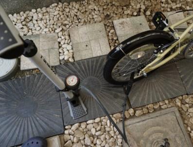 空気入れや空気圧の調整/自転車の整備(セルフメンテナンス)