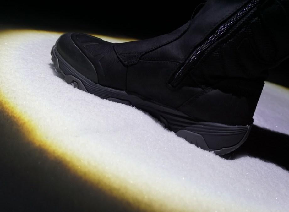 冬にすべらない靴を捜す(普段履きから冬季ジョギングまで対応)