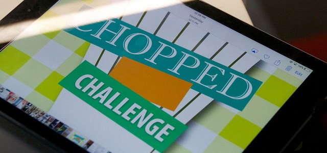 We All Win in the Chopped Challenge