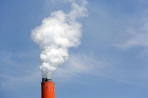 工場の煙の臭いが酷いところ