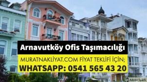 Arnavutköy Ofis Taşıma