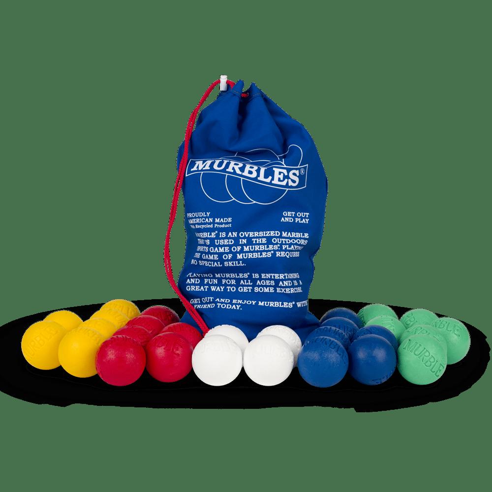Murbles 8 Player 28 Ball Large Tournament Set
