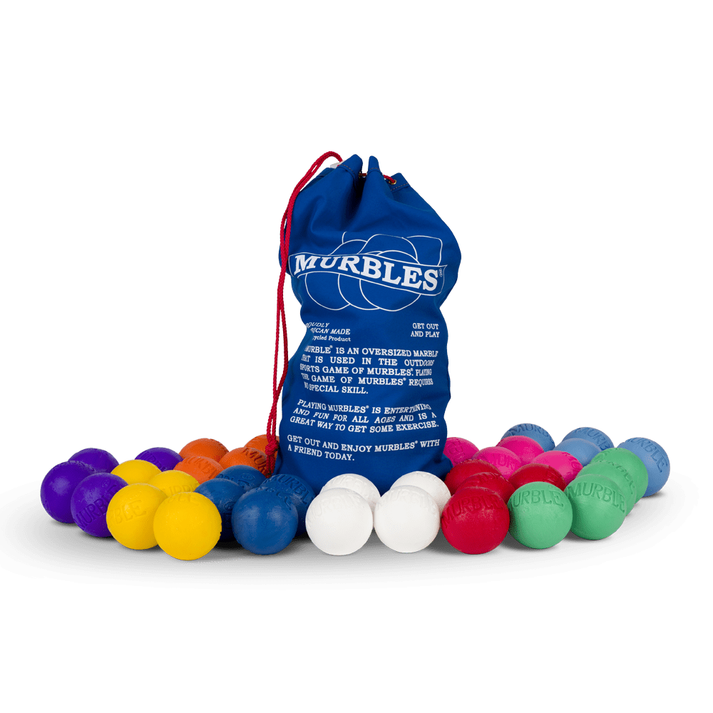 Murbles 16 Player 36 Ball Activity Set