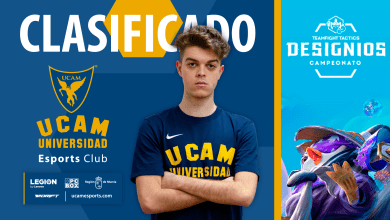 Photo of UCAM Esports Club tendrá representante en el Campeonato Europeo de Teamfight Tactics