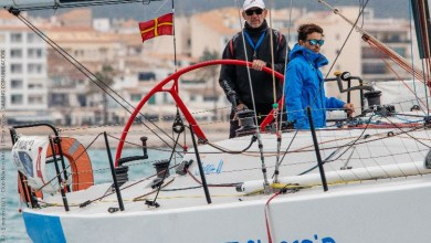 Photo of Bronce para El Carmen-Elite Sails en las 200 Millas A2 de Altea