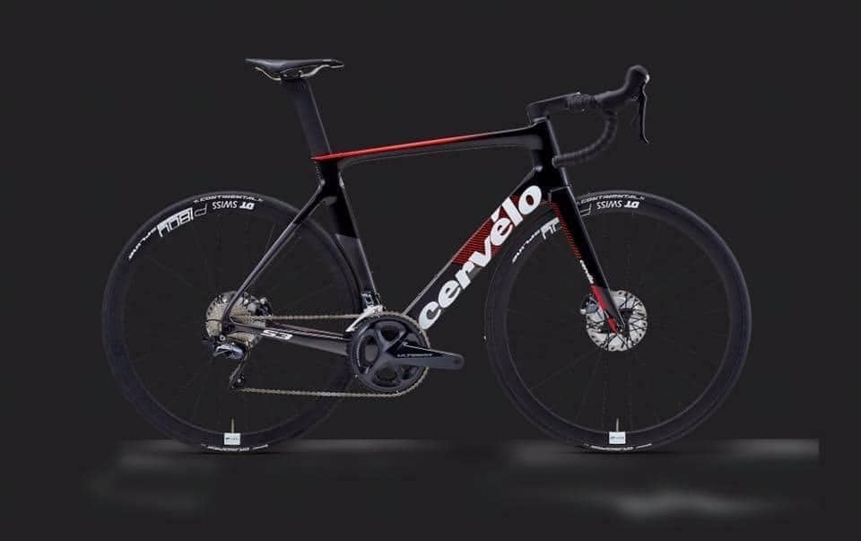 Launching our new Elite range with the Cervélo S-Series 2019