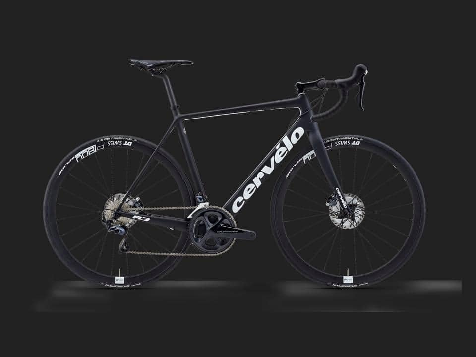 Launching our new Elite range with the Cervélo R-Series 2019