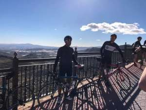 Murcian Carbon Road Weekender