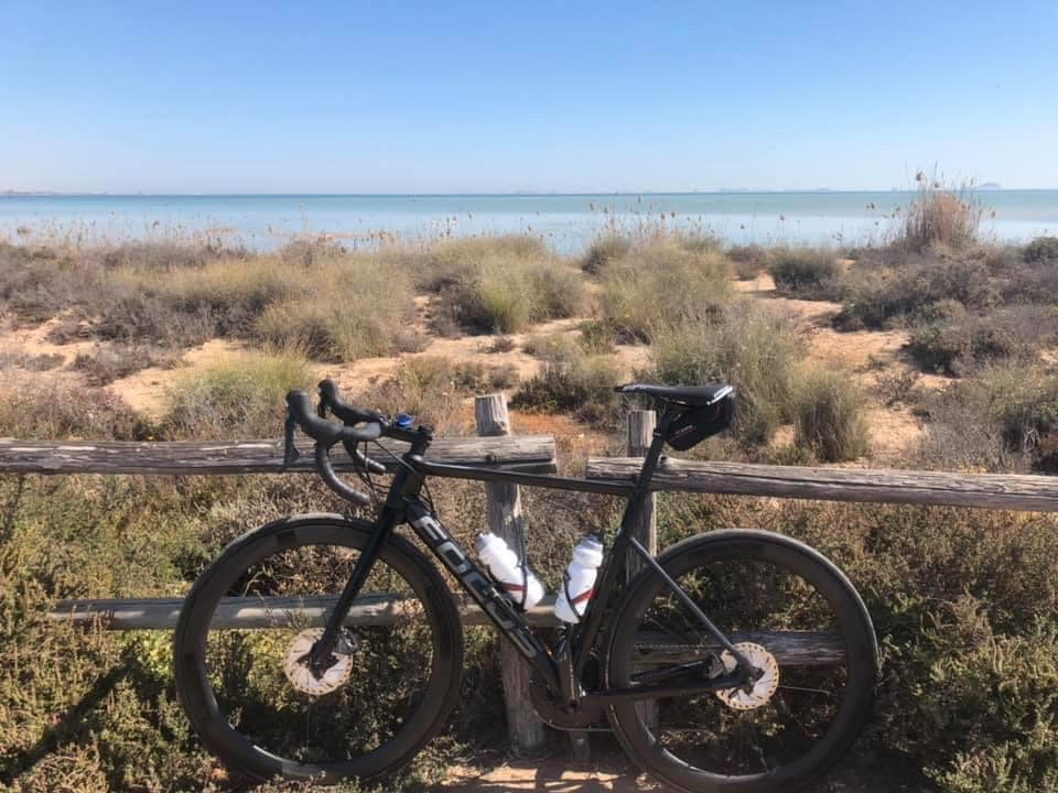 Murcia Bike Hire - Mar Menor Lagoon