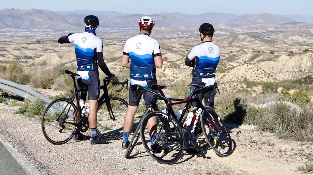 Murcia Bike Hire - Guided Rides GPX Routes - Murcia Cycling Holidays