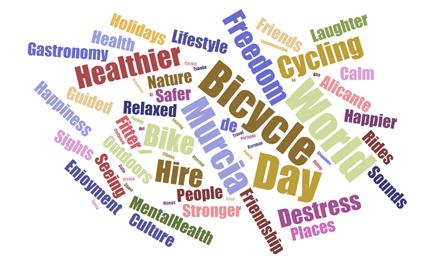 Murcia Bike Hire - World Bike Day 2021