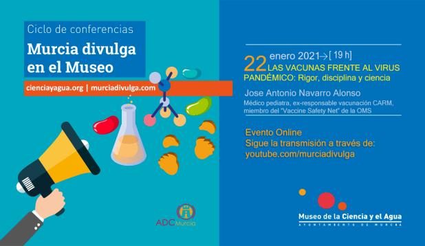 Conferencia Vacunacion Pandemia